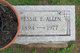 Bessie E. Allen
