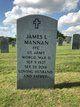 "Profile photo: PFC James Leonard ""Red"" Mannan"