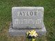 "Profile photo:  Sarah Eva ""Eva"" <I>Belcher</I> Aylor"