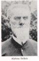 Profile photo: Rev Alpheus Debolt