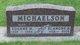 Profile photo:  Blanche E <I>Hinkle</I> Michaelson