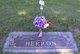 Profile photo:  Mabel Frances <I>Spencer</I> Herron