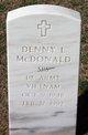 Denny L Mcdonald