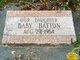 Baby Hatton