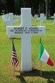Sgt Robert P <I> </I> Adams,