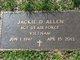 Jackie D Allen