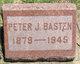 Peter Joseph Basten