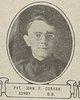 Pvt John Francis Curran