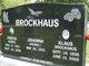 Frieda <I>Heinzl</I> Brockhaus