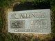 Edith Leah <I>Carter</I> Allen