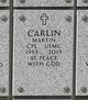 Profile photo:  Martin Otis Carlin