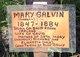 "Profile photo: Mrs Mary Jane ""Meary Jane"" <I>Donegan</I> Galvin"