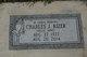 """Charles James """"Uncle James"""" Kizer"""