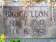 Profile photo:  Bruce Leon Banks