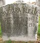 Profile photo:  Barbara Bleam