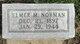 Elmer Monroe Norman