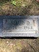 Maude <I>Doty</I> Blanchard