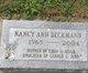 Nancy Beckmann