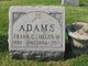 Frank C Adams