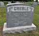 Profile photo:  Bertha <I>Schoonmaker</I> Creble