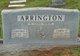 Cora Jane <I>Parris</I> Arrington