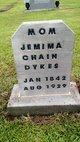 Profile photo:  Jemima <I>Chain</I> Dykes