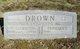 Lois Faye <I>Ferguson</I> Drown