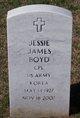 Profile photo:  Jessie James Boyd