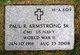 Paul Richard Armstrong, Sr