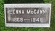 Lenna <I>Eves McCann</I> Chamberlin