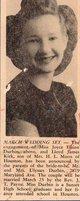 Joyce Elaine <I>Durbin</I> Kirk