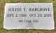 """Julius T. """"JT"""" Hargrove"""