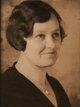 Profile photo:  Dossie F. <I>Heare</I> McCawley
