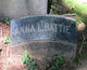 Profile photo:  Anna Louisa <I>Barlow</I> Battie