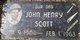 John Henry Scott