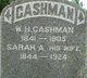 Profile photo:  Sarah A <I>Howell</I> Cashman