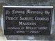 "Percival Samuel George ""Percy"" Mardon"