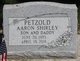 Profile photo:  Aaron Shirley Petzold