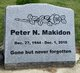 Profile photo:  Peter N Makidon