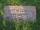 Profile photo:  Martha L. <I>Stuckey</I> Bishop