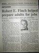 Robert Edward Finch