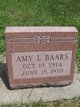 Profile photo:  Amy Lavon <I>Stahl</I> Baars