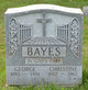 Profile photo:  George Bayes