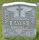 Profile photo:  Christine Bayes