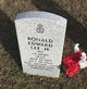 Ronald Edward Lee, Jr