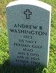 Profile photo:  Andrew B Washington