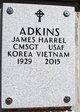 CMSGT James Harrel Adkins