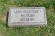 Profile photo:  Annie Mae Hatchett