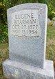 Profile photo:  Eugene Boarman