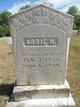 Profile photo:  Abbie M. Hall
